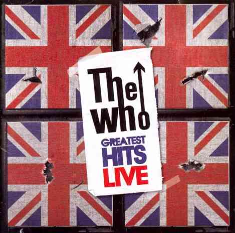 GREATEST HITS LIVE BY WHO (CD)